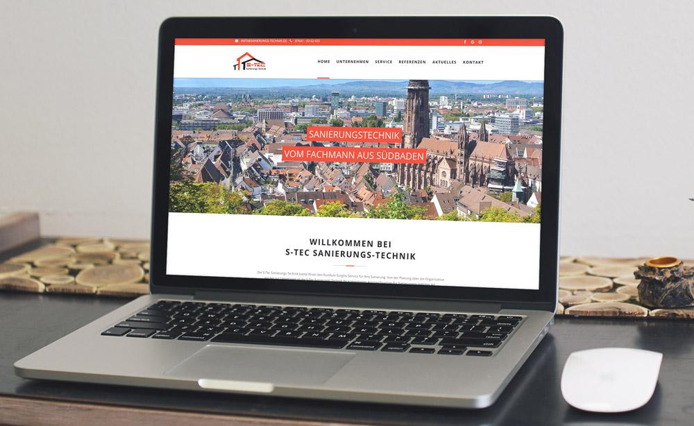 Webseite erstellen lassen, homepage erstellen lassen