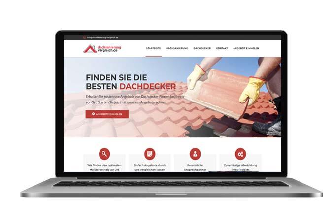 homepage erstellen lassen günstig
