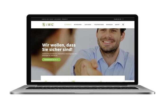 homepage erstellen lassen, webseite erstellen lassen